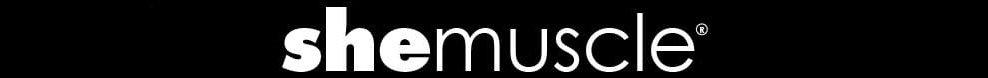 Shemuscle logo