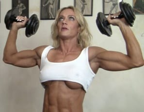 nude female bodybuilders naked fitness models