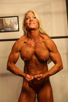 Nude Teen Muscle Girl - Sexy Muscle Girls The Buff And