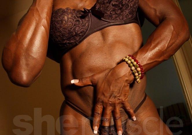 Bodybuilder Sey Show Her Naked Muscle Wallpapers Rainpow Filmvz